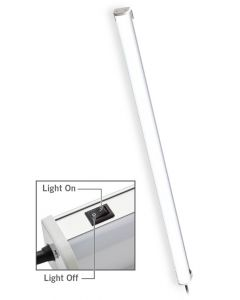 LED Work Light, 900mm, 100-240VAC UL Listed, Leads