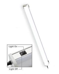 LED Work Light, 600mm, 100-240VAC UL Listed, Leads