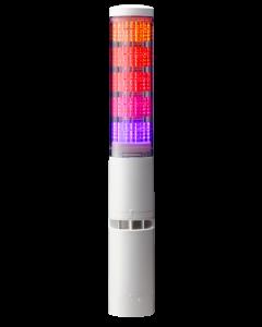 Light Tower, √ò60mm, LED, Buzzer, Ethernet, Beige