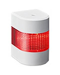 Light Tower, Wall Mount, Red, 24VDC, 80mm