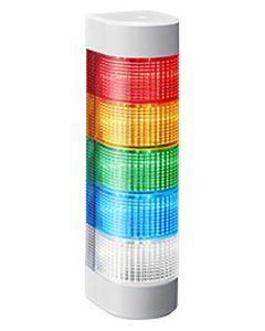 Light Tower, Wall Mount R/Y/G/B/W 100-240VAC, 80mm