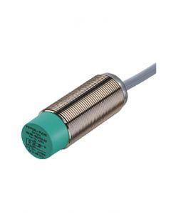 Inductive Sensor, 12mm Range, √ò18mm, 3-wire, PNP