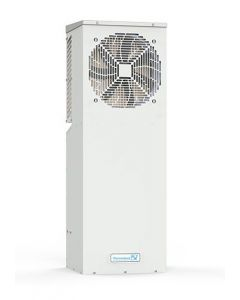 Heat Exchangers, Air-to-Air, 150W°C/83W°F, 115VAC