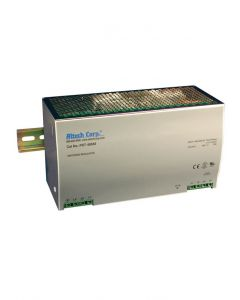 Power Supply,  480W, 24VDC, Single Phase, 20A