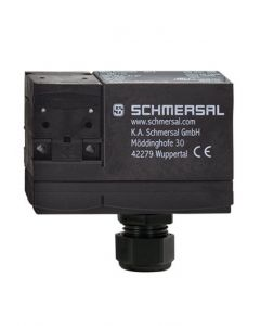 Safety Switch, 24V AC/DC, 2NC