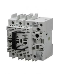 Disconnect Switch, Fusible,  UL98, CC Fuse, 30A