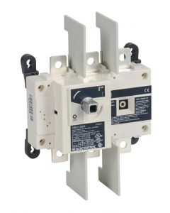 Disconnect Switch, Non-Fusible, UL98, 200A, 4 Pole
