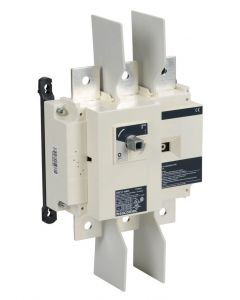 Disconnect Switch, Non-Fusible, UL98, 400A, 4 Pole