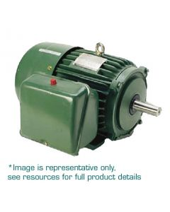 Motor, Single Phase, 1.5hp, 1800rpm, 145T, TEFC