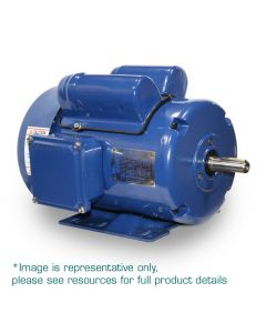 Motor, Single Phase, .75hp, 1800rpm, 115/208/230V
