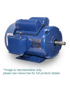 Motor, Single Phase, .75hp, 1800rpm, 115/208/230V