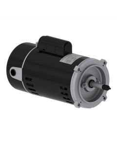 Motor, 1hp, 3600rpm, 1-Phase 115/230V, L56J