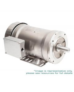 Motor, 1.5hp, 1800rpm, 3-Phase 230/460V, 56C