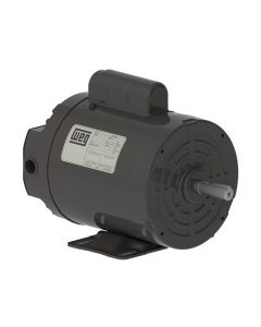 Motor, 1hp, 1800rpm, 1-Phase 115/208-230V, D56