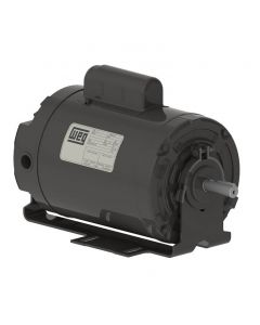 Motor, 0.75hp 1800rpm, 1-Phase 115/208-230V, B56