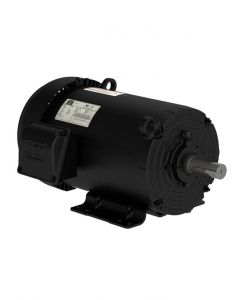 Motor, 3 Phase, 2hp, 1200rpm, TEFC, Foot Mount