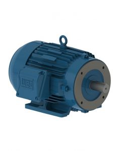Motor, 3 Phase, 7.5hp, 3600rpm, C-Face, Foot Mnt