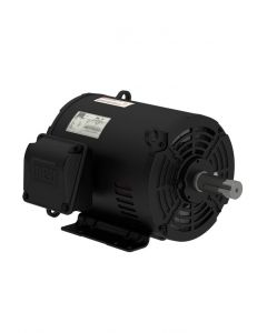 Motor, 3 Phase, 5hp, 3600rpm, ODP, Foot Mount