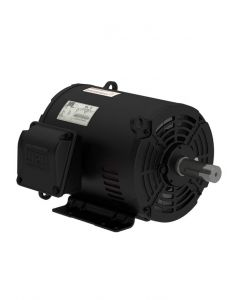 Motor, 3 Phase, 5hp, 1800rpm, ODP, Foot Mount