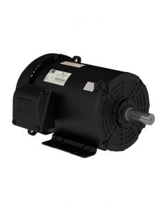 Motor, 3 Phase, 7.5hp, 3600rpm, TEFC, Foot Mount