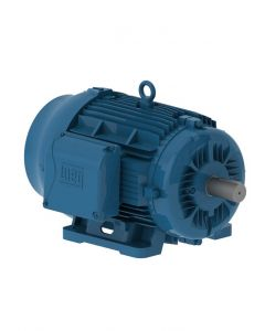 Motor, 3 Phase, 30hp, 1200rpm, TEFC, Foot Mount