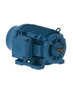 Motor, 3 Phase, 40hp, 1200rpm, TEFC, Foot Mount
