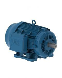 Motor, 3 Phase, 25hp, 1800rpm, TEFC, Foot Mount