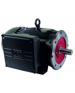 Motor, 5hp, 1800rpm, 3-Phase 230/460V, 182/4TC