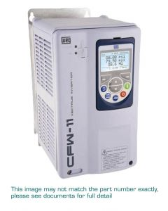 AC Drive, 2hp, 230VAC, 3 Ph, Multiplex Sftwr