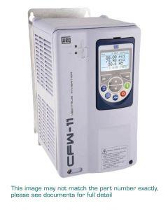 AC Drive, 400hp, 460VAC, 3 Ph, Multiplex Sftwr