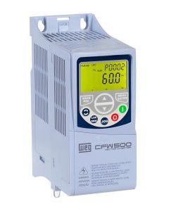 AC Drive, 1.5hp, 1 Phase 200-240VAC, 4.3A, A