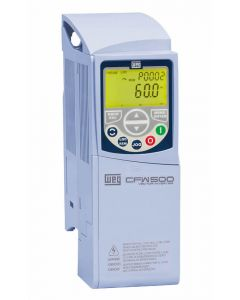 AC Drive, 0.75hp, 1/3 Phase 200-240 Vac, 2.6A, A
