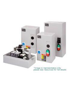 Enclosed Starter, 230V/15hp, 460V/30hp, 120V