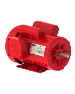 Motor, 1hp, 1800rpm, 1-Phase 115/230V, 56
