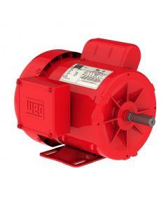 Motor, 0.50hp, 1800rpm, 1-Phase 115/230V, W56