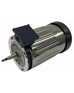 Motor, 1hp, 1800rpm, 460V, 56C