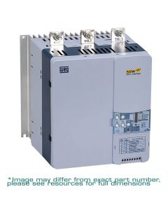 Soft Starter, 3 Phase, 50hp, 130A, 220-575VAC