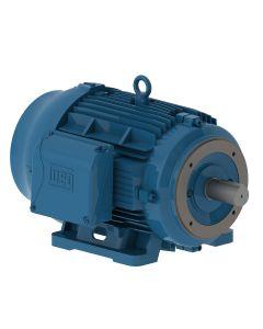 Motor, 15hp, 1800rpm, 3-Phase 230/460V, 254/6TC