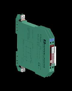 Zener Barrier, DC Device w/ Positive Polarity