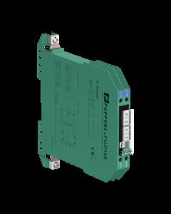 Zener Barrier, DC Device w/ Negative Polarity