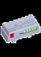 CFW300-CRS485 RS-485 Module; 1 RS-485 Input (Modbus-RTU),1 Mini