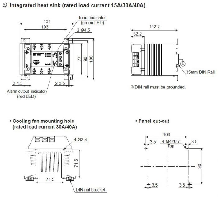 ssr control 240 vac schematic wiring diagram PID SSR Wiring To ssr control 240 vac schematic schematics wiring diagramsrh2 4215 autonics solid state relays relay schematic ssr